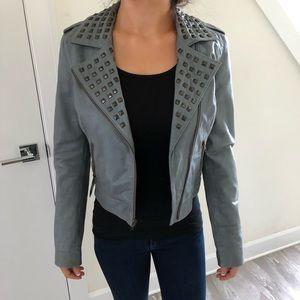 Trouve 100% genuine leather jacket